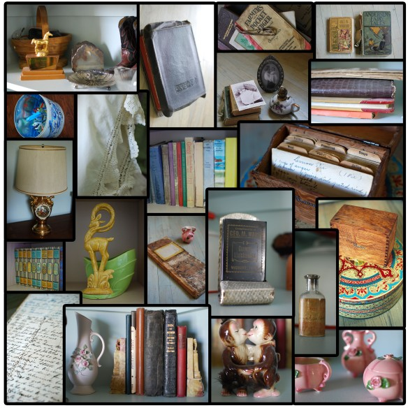 connie ward girlwithapast blog genealogy heirloom memorabilia knick knack vintage collectibles