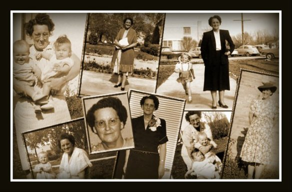 Elna Katherine Anderson Hunsaker, 1901-1957