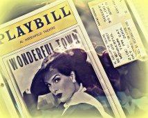 connie ward girl with a past blog genealogy family history journal keepsake memories scrapbook playbill