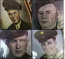 The four Borgstrom brothers from Thatcher, Utah