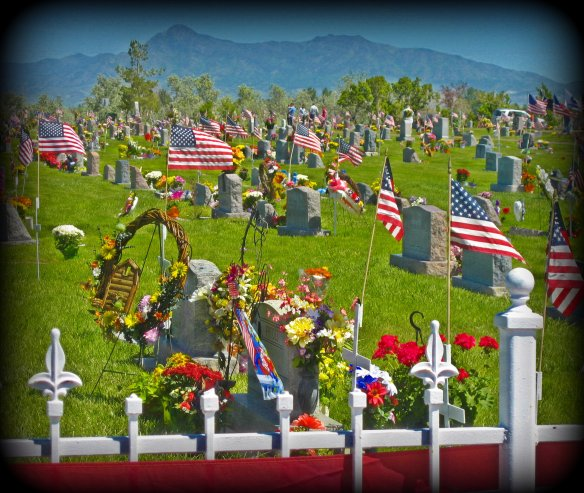 Riverview Cemetery in Tremonton, Utah